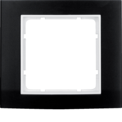 10113025 B.3 Frame 1g Alum Black/Polar White Matt