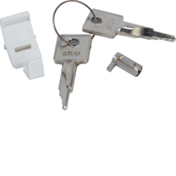 VZ794N Key lock,  golf,  flush,  surface m.,2keys