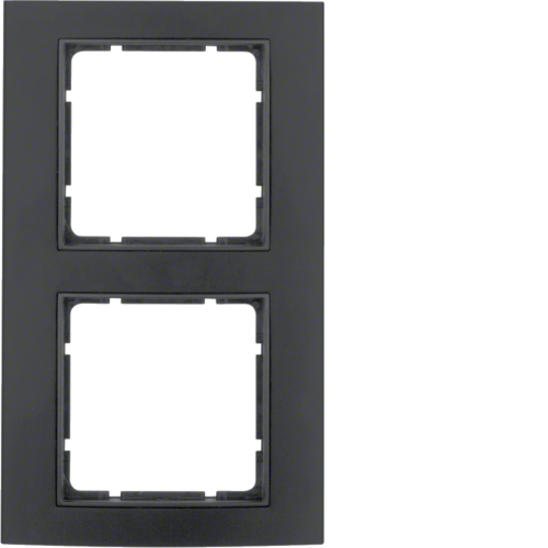 10123005 B.3 Frame 2g Alum Black/Anthracite Matt
