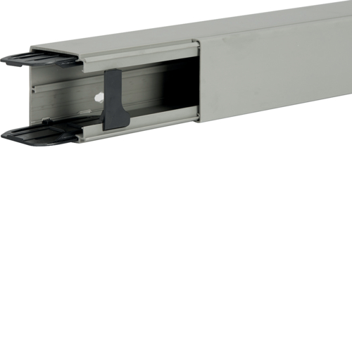 LFF6006007030 Liféa trunking60x57, c,  2 cable r., grey