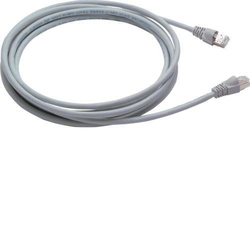 TN713 4 RJ45 patch cables cat.6 S/FTP,  0.5m