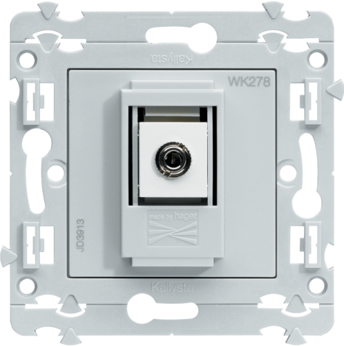 WK278 kallysta Jack connector 3.5mm