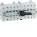 HI405R Modular change-over switch 100A