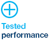 Tested performance