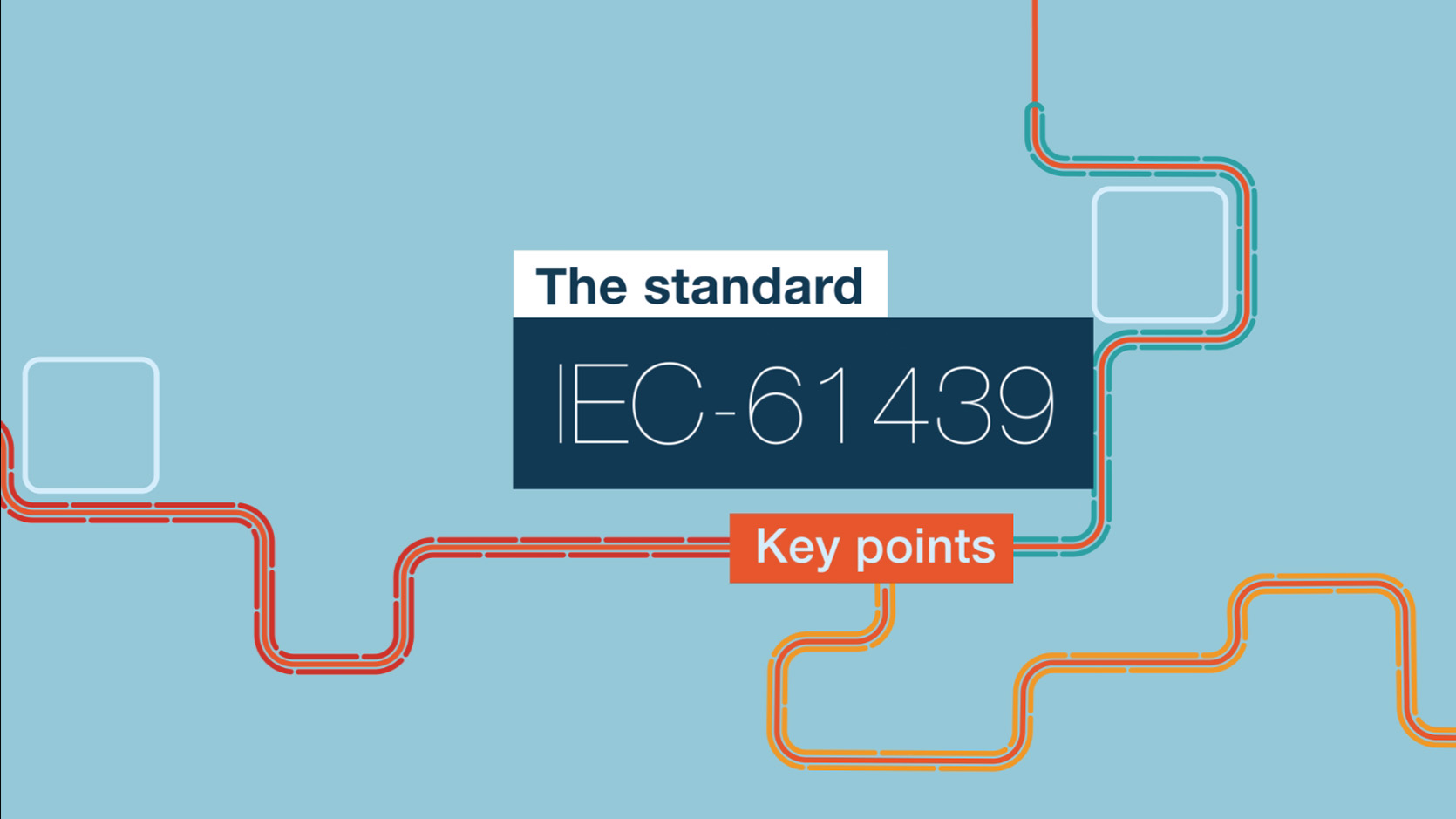 About standard IEC-61439 on
