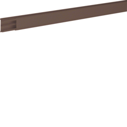 ATA122018014 Trunking 12x20, L=2,1m,  brown