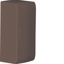 ATA205068014 End cap,  ATEHA, 20x50, brown