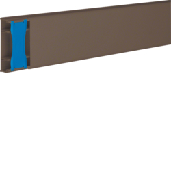 ATA207528014 Trunking 20x75, L=2,0m,  brown