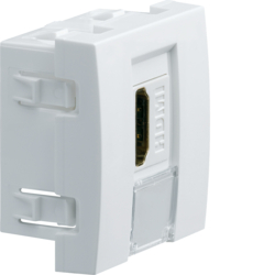 WS263 Systo 2M HDMI Passthrough socket