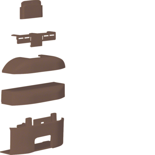 ATA122088014 T piece,  ATEHA, 12x20, brown