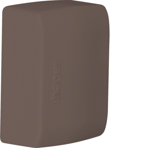 ATA123068014 End cap,  ATEHA, 12x30, brown