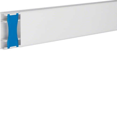 ATA207529010 Trunking 20x75, L=2,0m,  pure white