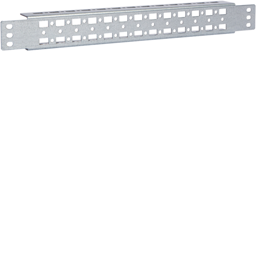 FN875E Perfor. bracket Quadro.Plus 400x50 mm