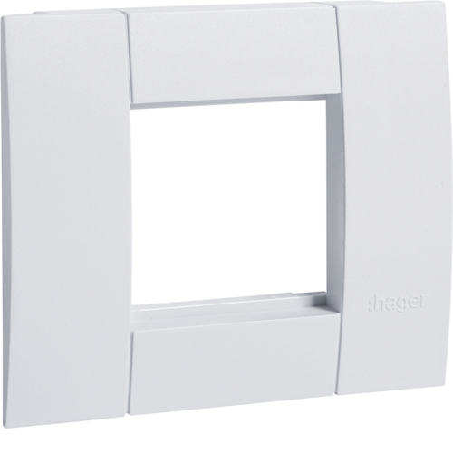 GT4519010 Outlet box 1 gang 45x45, pure white