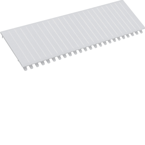 S35S Cover strips,  RAL 9010, breakable,  219mm